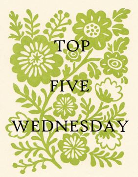 top five wednesday